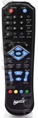 пульт для медиаплеера iconBIT HDM34 HDMI