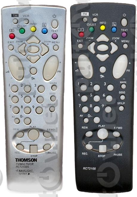 THOMSON RCT2100, RCT2100S