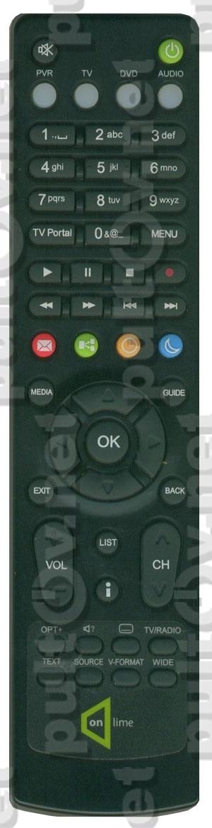 HD-ресивер OnLime (обычный, без встроенного жесткого диска) - Пульты ДУ! Интернет-магазин ПДУ! Большой выбор! Бесплатная доставк