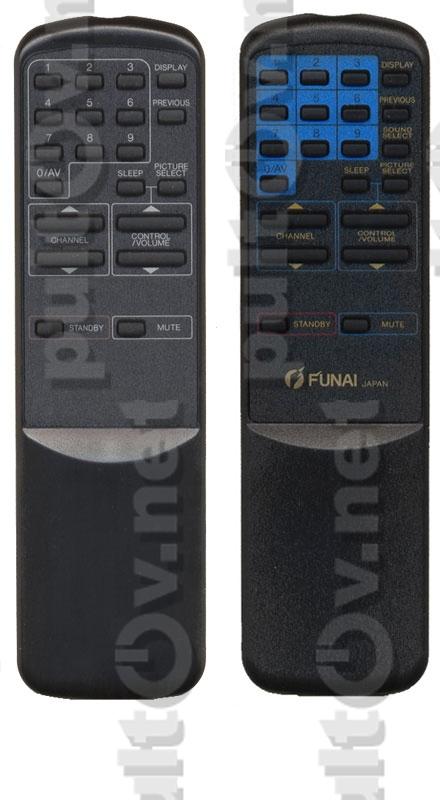 Funai V-3Ee Mk6